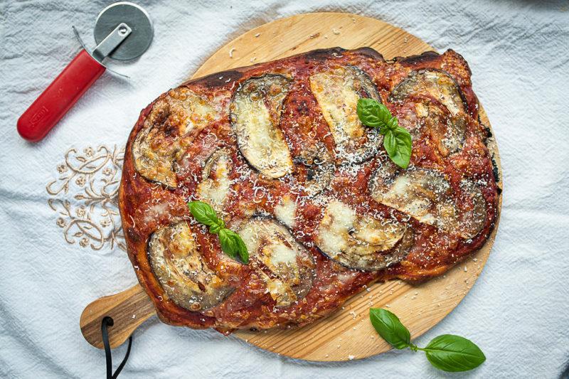 Parmigiana Focaccia