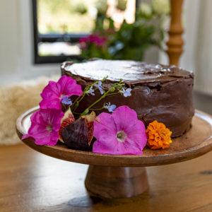 chocolate_almond_cake